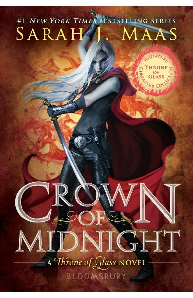 Crown of Midnight Miniature Character Collection - Sarah J Maas