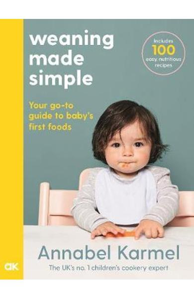 Weaning Made Simple - Annabel Karmel