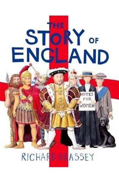 Story of England - Richard Brassey