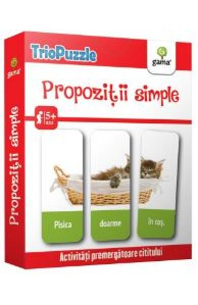 Triopuzzle - Propozitii simple
