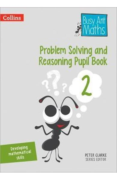 Problem Solving and Reasoning Pupil Book 2 -
