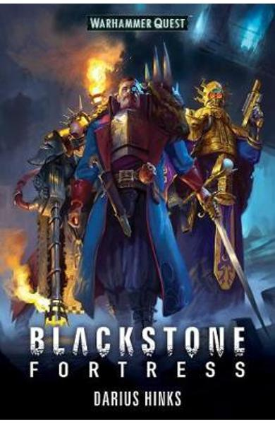 Blackstone Fortress - Darius Hinks
