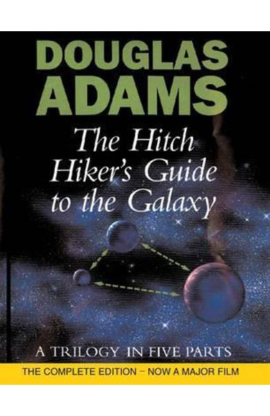Hitch Hiker's Guide To The Galaxy - Douglas Adams
