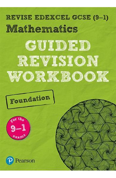REVISE Edexcel GCSE (9-1) Mathematics Foundation Guided Revi