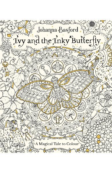 Ivy and the Inky Butterfly -