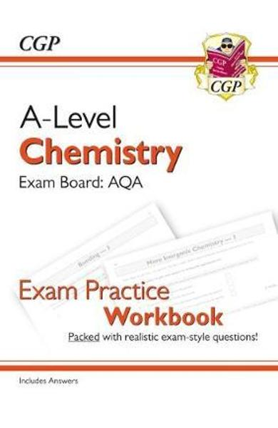 New A-Level Chemistry for 2018: AQA Year 1 & 2 Exam Practice