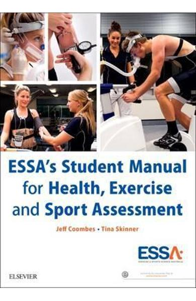ESSA's Student Manual for Health, Exercise and Sport Assessm - Jeff Coombes