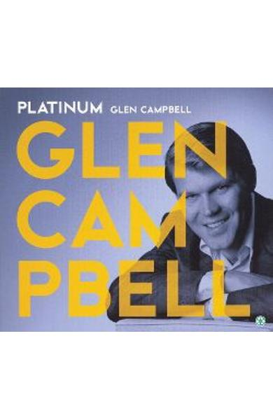 CD Glen Campbell - Platinum