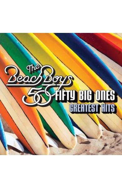CD The Beach Boys - Greatest hits