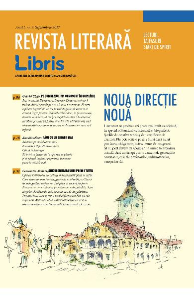 Revista Literara Nr. 3 Septembrie 2017
