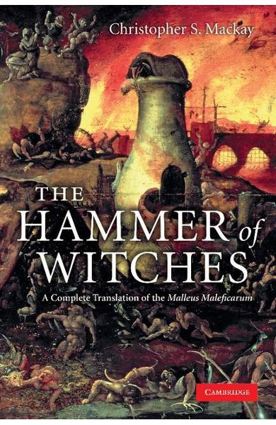 Hammer of Witches - Chris Mackay