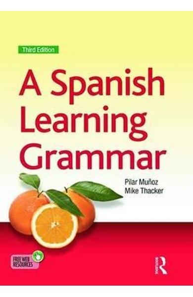 Spanish Learning Grammar