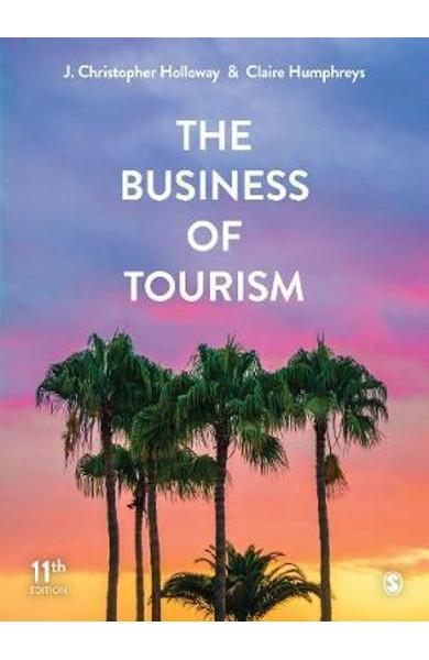 Business of Tourism - J Holloway