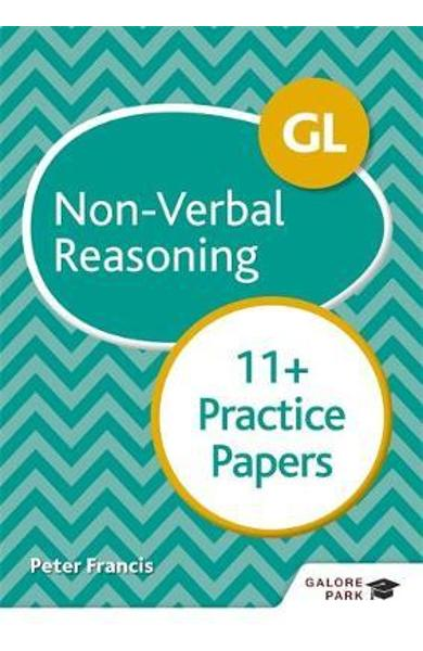 GL 11+ Non-Verbal Reasoning Practice Papers