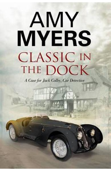 Classic in the Dock - Amy Myers