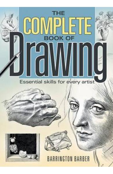 Complete Book of Drawing - Barrington Barber