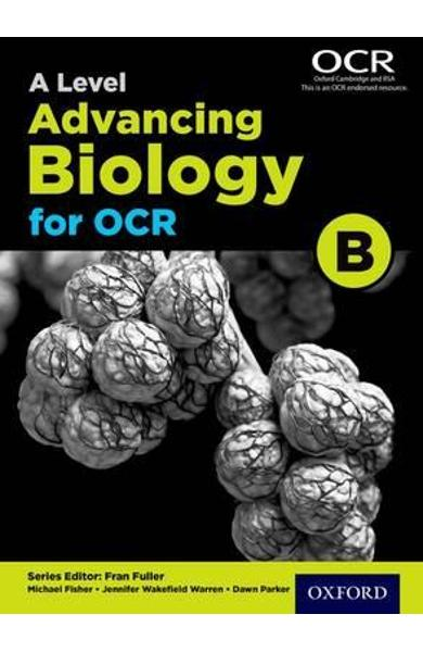 Level Advancing Biology for OCR Student Book