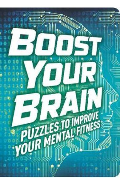 Boost Your Brain - Eric Saunders
