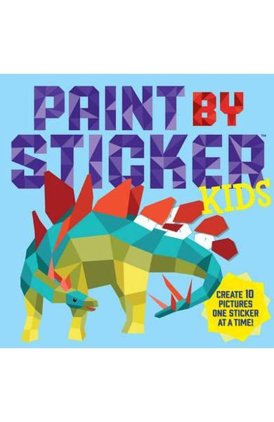 Paint by Sticker Kids