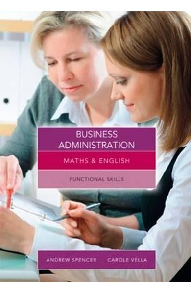Maths and English for Business Administration