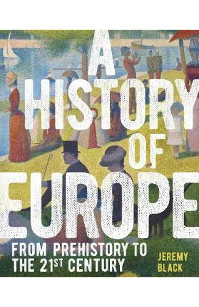 History of Europe - Jeremy Black