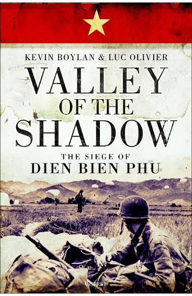 Valley of the Shadow - Kevin Boylan