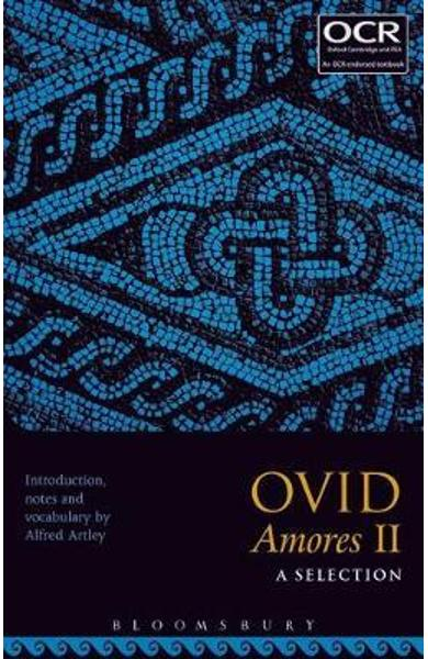 Ovid Amores II: A Selection