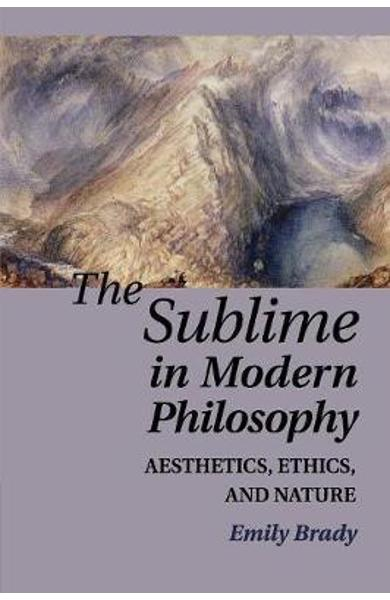 Sublime in Modern Philosophy
