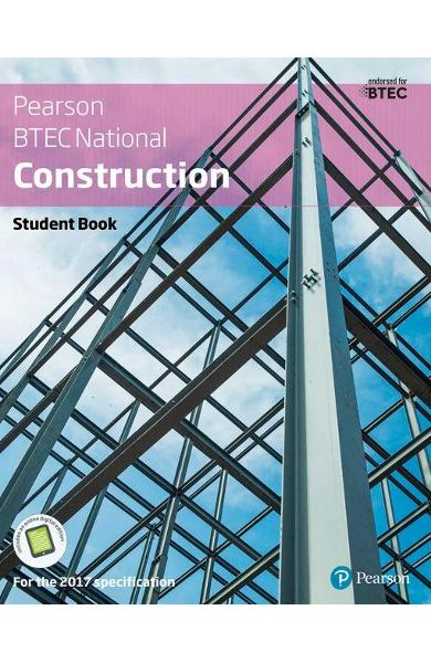 BTEC Nationals Construction Student Book + Activebook