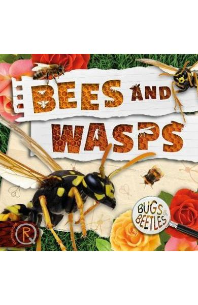 Bees and Wasps - William Anthony