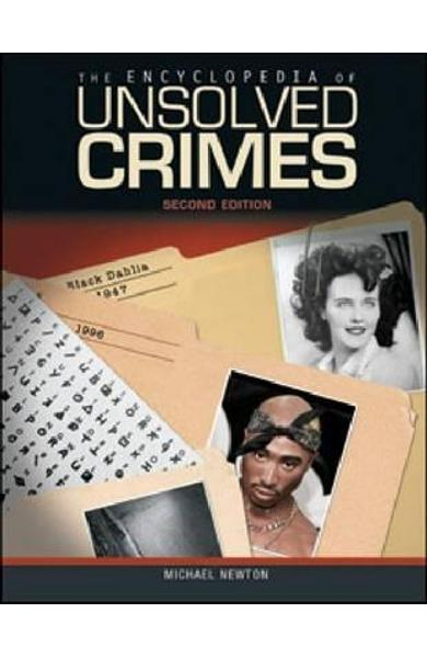 Encyclopedia of Unsolved Crimes - Michael Newton