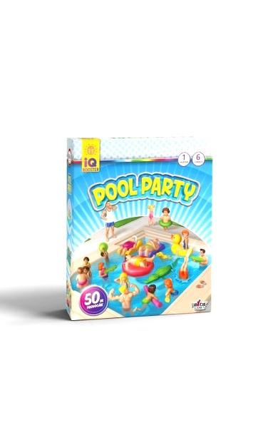 IQ Booster. Pool Party