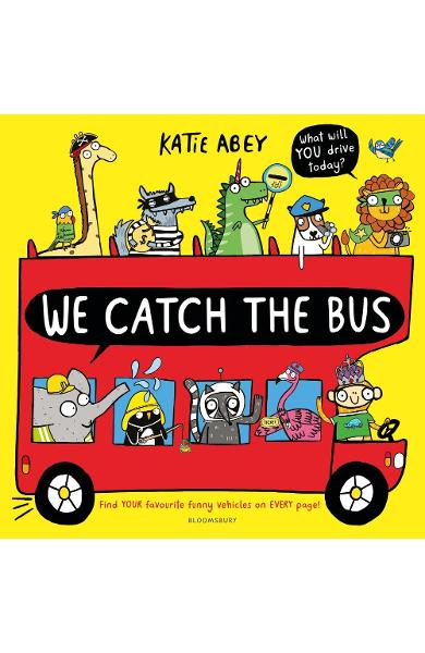 We Catch the Bus - Katie Abey