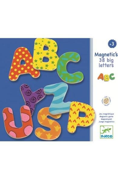Magnetic's, Letters. Litere