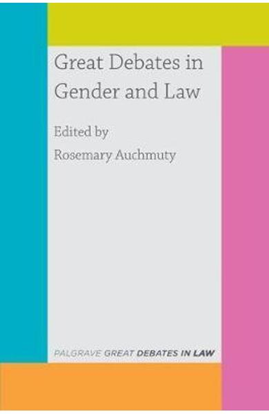 Great Debates in Gender and Law