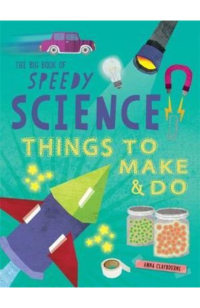 Big Book of Speedy Science