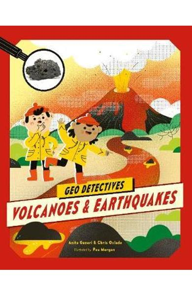 Volcanoes and Earthquakes - Chris Oxlade