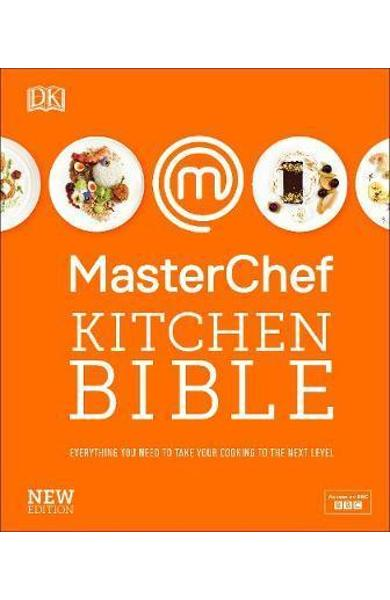 MasterChef Kitchen Bible -