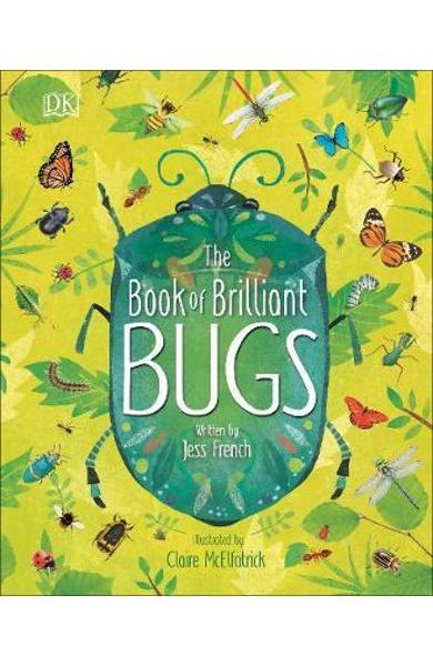 Book of Brilliant Bugs - Jess French