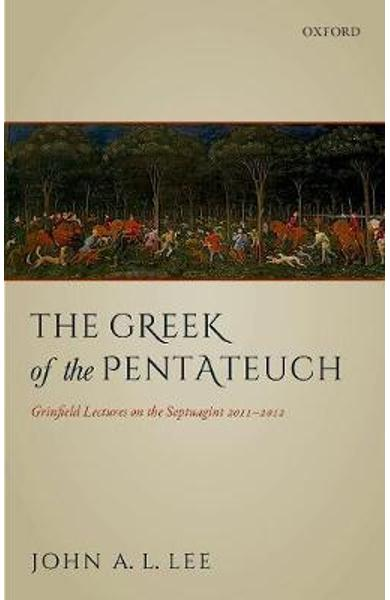 Greek of the Pentateuch