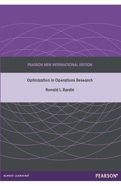 Optimization in Operations Research: Pearson New Internation