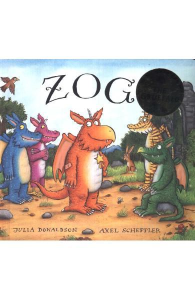 Zog Gift Edition Board Book