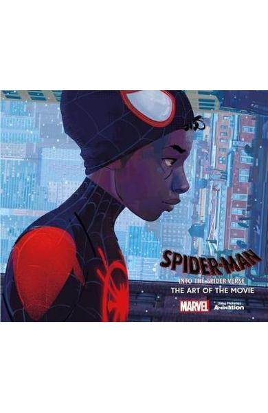Spider-Man: Into the Spider-Verse - Ramin Zahed