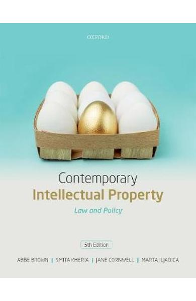 Contemporary Intellectual Property - Abbe Brown
