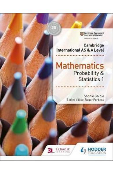 Cambridge International AS & A Level Mathematics Probability