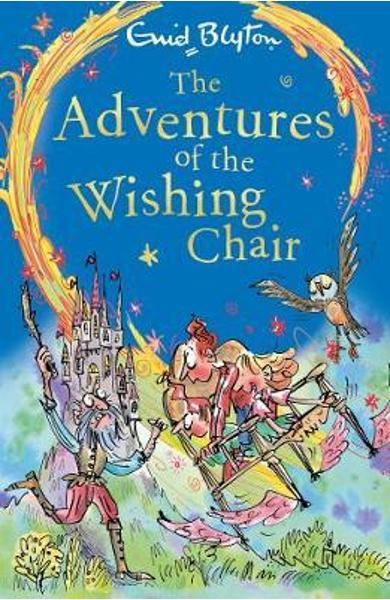 Adventures of the Wishing-Chair