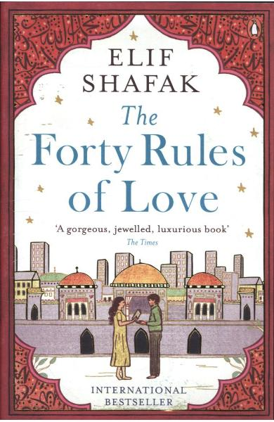 Forty Rules of Love - Elif Shafak