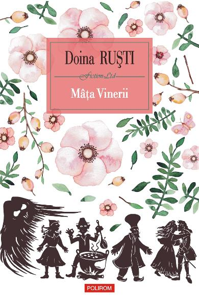 eBook Mata Vinerii - Doina Rusti