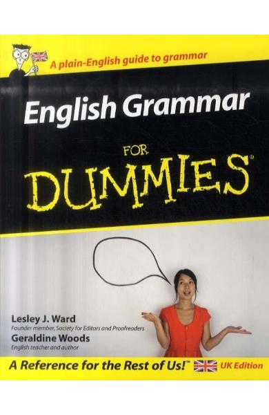 English Grammar For Dummies