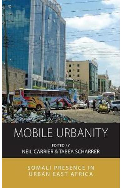 Mobile Urbanity - Neil Carrier